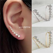 clip on earrings malaysia fancy ear studs hook earrings end 7 26 2018 1 15 pm