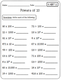 common core worksheets 5th grade edition create teach share