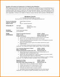 federal resume builder usa resume builder federal resume sle and format the