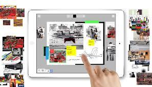 sketch app morpholio journal organize ideas in a paper sketchbook