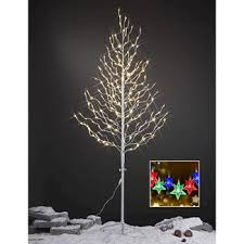 White Decorative Branches Lighted Branches Led Target
