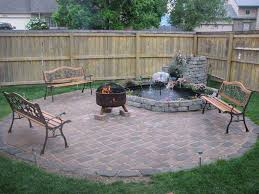 best of backyard landscaping ideas with fire pit backyard ground