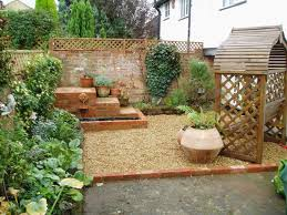 gardening simple square backyard landscaping ideas u park best