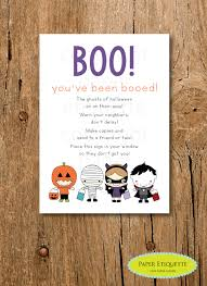 You Ve Been Boozed Halloween Poem Instant Download You U0027ve Been Booed Sign Boo Neighbor