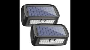 Solar Lights Outdoor Reviews - reviews solar lights waterproof 26 led wall light outdoor security