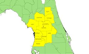 Florida Map With Counties by Map Of Central Florida Counties You Can See A Map Of Many Places