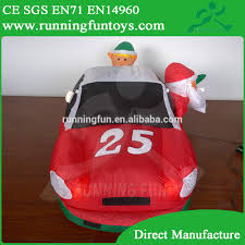 inflatable christmas car inflatable christmas car suppliers and