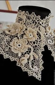 best 20 lace collar ideas on pinterest crochet lace collar