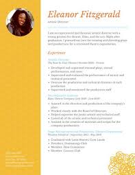 orange sidebar theatre resume templates by canva