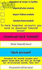 hacked snapchat apk snapchat hack password account photos and more for android free