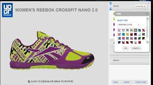 design your shoes custom design your own pair of reeboks giveaway just a