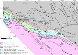 san bernardino ca map southern california areal mapping project home