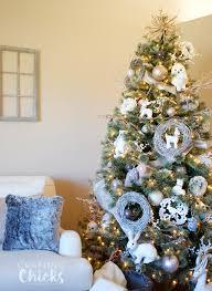 winter wonderland christmas tree the crafting