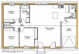 plan pour cuisine gratuit plan maison plain pied 1 chambre unique plan maison ossature bois