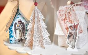 vintage christmas village u2013 day 1 u2013 free printables u2013 wings of whimsy