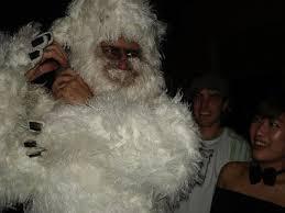 Yeti Halloween Costume Loved Yeti December 2008