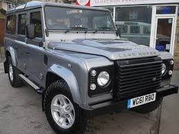 used land rover defender 110 for sale used 2012 land rover defender 110 xs 110 station wagon tdci 2 2