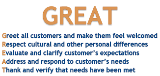Good Customer Service Skills Resume Great Customer Service Guidelines