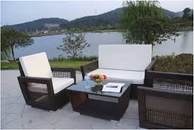 Wicker Rattan Patio Furniture by Awesome Rattan Garden Furniture Hgnv Com