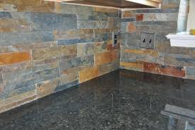 slate tile kitchen backsplash sealing slate kitchen backsplash kitchen ideas