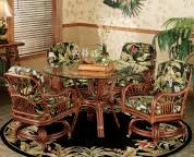 Kitchen Chairs On Wheels Swivel Rustic Leather Kitchen Dining Chairs Set For 6 With Wheels And