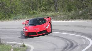 ferrari laferrari crash onboard video ferrari laferrari flies with unbelievable 343 km h
