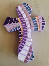 unique wall crosses made to order mosaic cross unique wall cross decorative wall