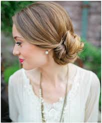 side buns for shoulder length fine hair 20 popular prom hairstyles for girls with medium length hair
