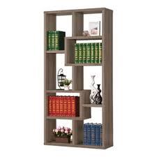 Light Oak Bookcases Modern Bookcases Allmodern