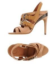 trussardi women footwear sandals cheap sale super quality the