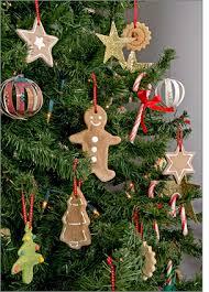 tree decorations by tara dennis cinnamon salt dough
