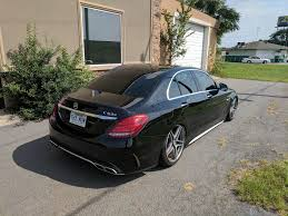 bagged mercedes c class first and only bagged c63s sedan mbworld org forums