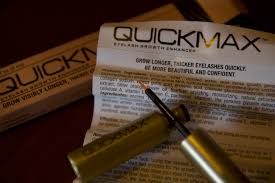 quickmax eyelash growth enhancer before the review elizabeth u0027s