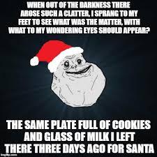 Meme Forever Alone - forever alone christmas memes imgflip