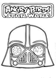 printable angry birds star wars coloring pages angry birds star