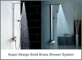 Bathroom Shower Systems Luxury Brand New Sales Soild Shower Mixer Bathroom Shower