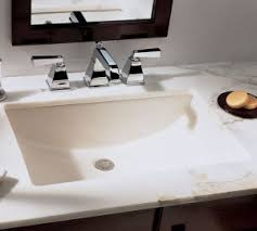 How To Install Bathroom Sink by How To Install Bathroom Countertops With Built In Sinks In A