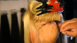 Hair Extensions Procedure by So Cap Original By Lefteris Hair Extensions 1001 Color Exclusive