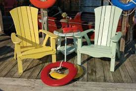 Cypress Adirondack Chairs Lloyd Flanders Partners With Riverwood Casual Casual Living