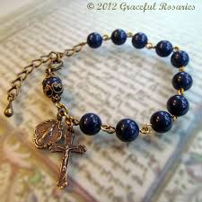 bracelet rosary handmade catholic rosary bracelets