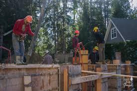 nanci u0027s new home foundation walls pickard blog