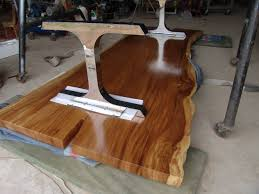 Slab Dining Room Table 92 Best Comedores Images On Pinterest Tables Wood Slab Table