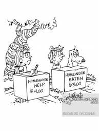 Martinson  Jennifer   Third Grade   Homework Calm Comic