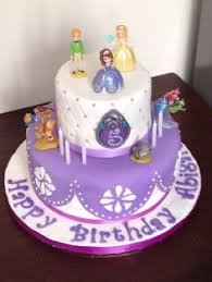 sofia the first birthday party ideas cake birthdays and