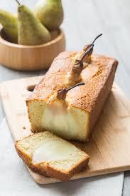 recette de cuisine cake cake aux poires entières cuisine addict de cuisine et