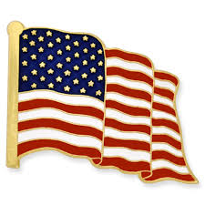 pinmart s proudly made in usa american flag jewelry