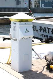 Marine Power Pedestals Marina Electrical Equipment Harbor Light Ss Power Pedestal Model