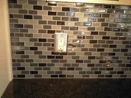 Glass Tiles Kitchen Backsplash by Updated Kitchen Backsplash Tiles With Pictureshome Design Styling