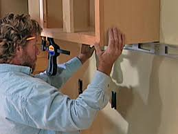 how to replace kitchen cabinets cabinet how to level kitchen cabinets how to install and level