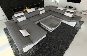 u sofa xxl wohnlandschaft u form xxl fantastisch sofa u form xxl 95082 haus